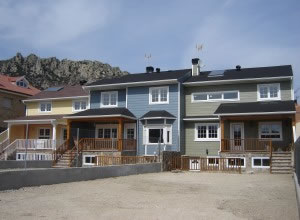 chalets de madera canadienses